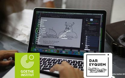 Goethe-Institut : Résidence de création à Dar Eyquem