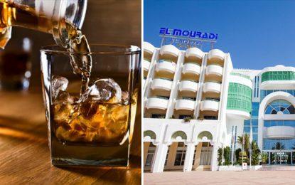 Pas d'alcool pour les Tunisiens dans les hôtels pendant l'Aïd !