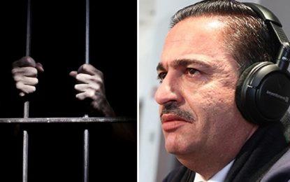 Corruption : Jarraya transféré à la prison de la Mornaguia