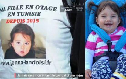 « Ma fille, otage en Tunisie », lance la maman de Jenna à la télé française