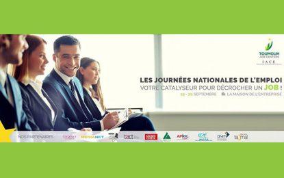 Mardi à l'IACE : Les 1ères Journées nationales de l'emploi