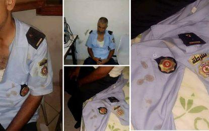 Kairouan : Il blesse un policier et appelle à tuer ses collègues