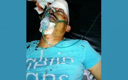 Sbeïtla :  Ezzeddine fauché par un contrebandier