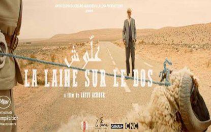 Le film tunisien ''La laine sur le dos'' sélectionné aux César 2018