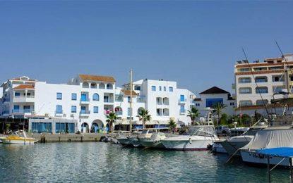 Tabarka : Saisie d'un yacht volé en Espagne