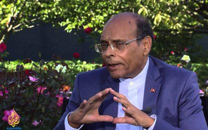 Moncef Marzouki : Avidité de pouvoir et inconscience politique