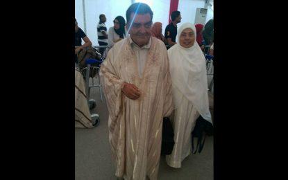 Le pèlerin tunisien Mohamed Lahiani décédé hier à la Mecque