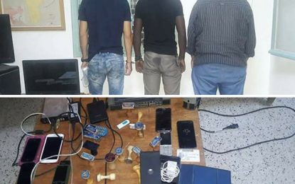 Réseau de falsification de documents pour visas, démantelé à Médenine
