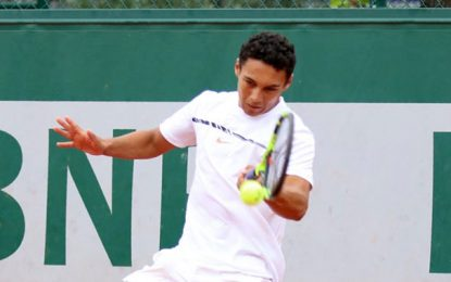 Mohamed Ali Bellalouna : Une première à l'US Open