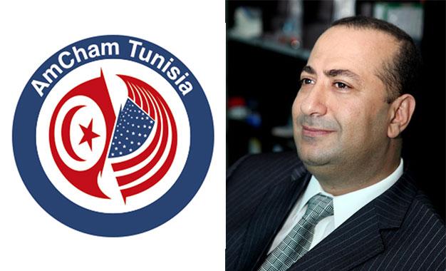 Amcham tunisie naceur hidoussi nouveau pr sident kapitalis for Chambre commerce tunisie