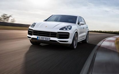 Nouveau Porsche Cayenne Turbo : Une référence de sportivité