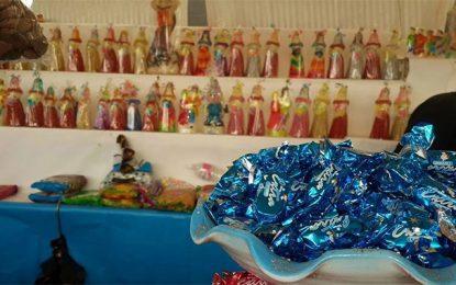 Le 10e Festival des Poupées de Sucre à Nabeul
