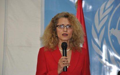 Radhia Achouri nommée directrice du centre de l'Onu au Caire