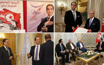 Les Benalistes au gouvernement Chahed font jaser la presse internationale