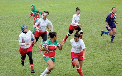 Rugby à sept : Le Championnat d'Afrique féminin à Jemmal