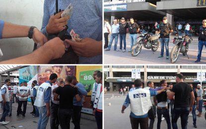 Sécurité : Démonstration de force dans le Grand-Tunis