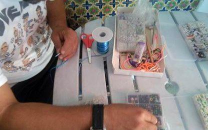 Tunis : Saïd, l'«enseignant» vendeur à la sauvette