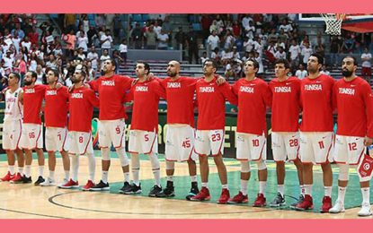 Coupe du monde de basketball : la Tunisie reprend le travail