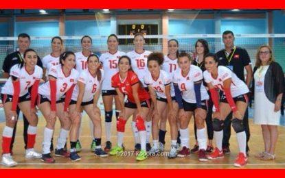 Championnat d'Afrique dames de volleyball : La Tunisie en phase finale
