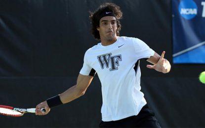 Tennis : Skander Mansouri trace sa route aux Etats-Unis