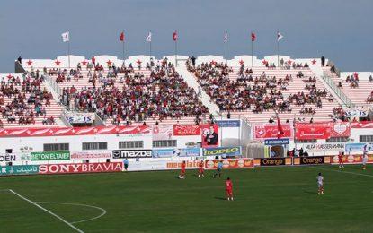 L'Etoile du Sahel jouera le reste du championnat au stade de Sousse