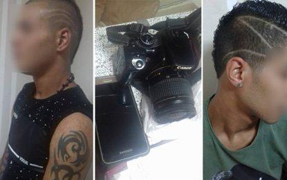 Arrestation des 4 braqueurs d'un touriste algérien à Tunis