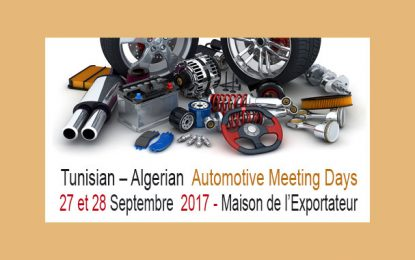 Les Tunisian-Algerian Automotive Meeting Days à Tunis