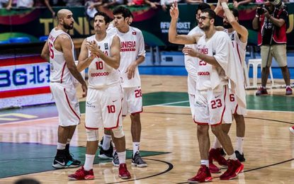Basket-Eliminatoires du Mondial 2019: La Tunisie vise le second tour