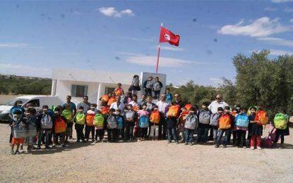 Tunisie Telecom : Douce pensée pour les élèves des zones défavorisées