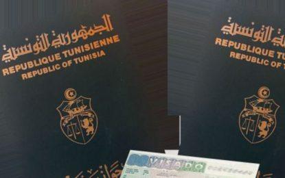 Tunis : Un réseau de trafic de visas pour l'Europe