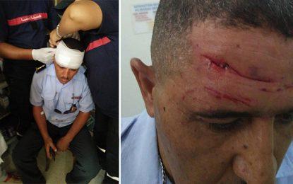 Tunis : Retour sur l'agression du policier par un vendeur ambulant