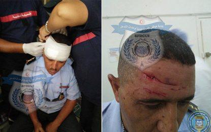 Tunis : Un vendeur ambulant agresse un policier