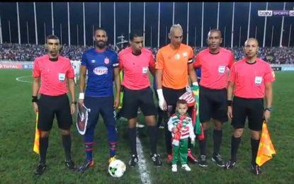 Club Africain – MC Alger : CAF en streaming