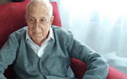Décès d'Abdelhamid Ben Mustapha, dirigeant historique du PCT