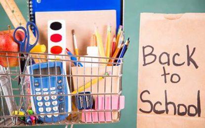 Flambée des prix des fournitures scolaires