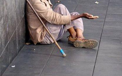 Jendouba : Un «mendiant» arrêté en possession de 6.000 dinars