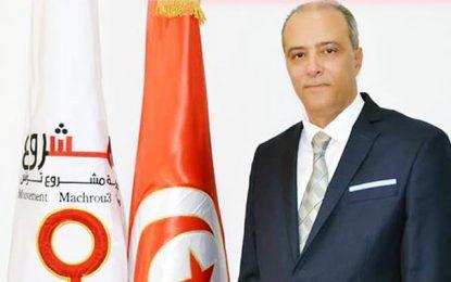 Chokri Ben Abda exclu de Machrou Tounes