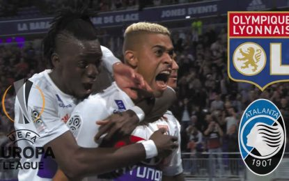 Lyon-Atalanta : Ligue Europa en streaming