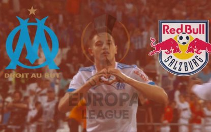 OM-Salzbourg : Ligue Europa en streaming