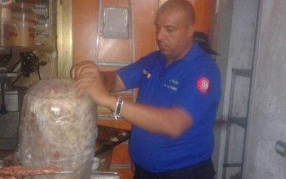 La police environnementale en campagne à El Manar