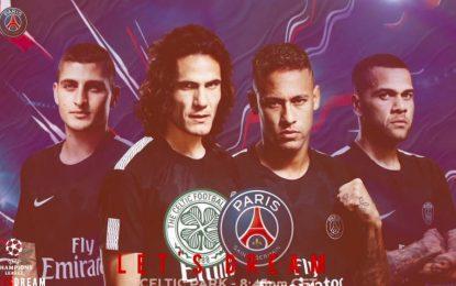 PSG-Celtic : Ligue des Champions en streaming