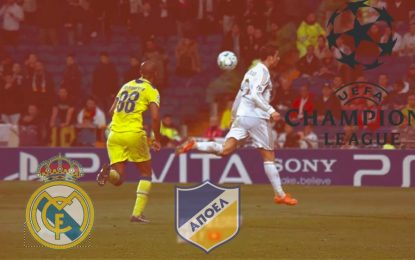 Real Madrid-APOEL : Ligue des Champions en streaming