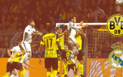 Real Madrid-Dortmund: UEFA en streaming