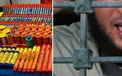 Sousse : Un terroriste présumé, arrêté en possession de feux d'artifice