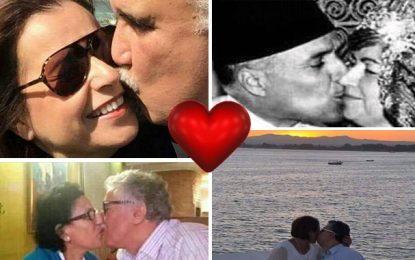 Tunisie : Campagne de baisers, tout le monde s'y met