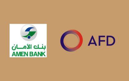 AFD : Ligne de crédit de 15 M€ pour Amen Bank