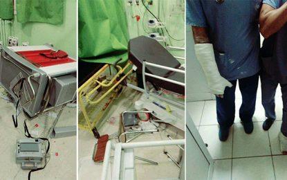 Mesures urgentes pour faire face aux agressions dans les hôpitaux