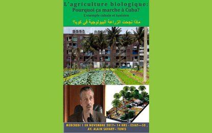 Agriculture biologique : L'expérience cubaine exposée à Tunis