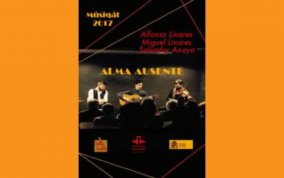 ''Alma Ausente'' : Le flamenco à l'honneur au festival Mûsîqât