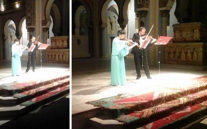 Octobre musical : Violons enchanteurs